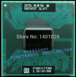 CPU Core 2 Duo T9300
