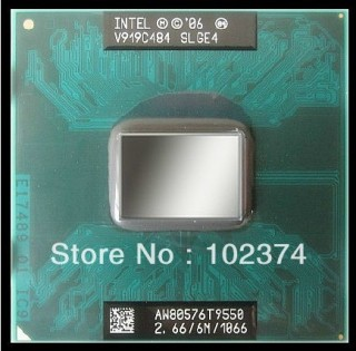 CPU Core 2 Duo T9550