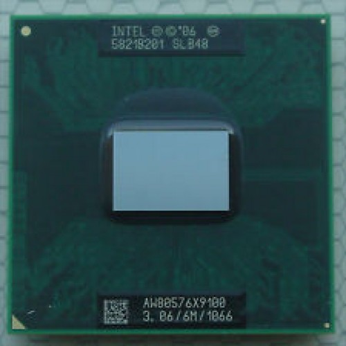 CPU Core 2 Extreme X9100