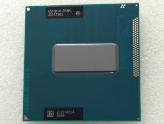 CPU Laptop Intel Core I7-3720QM